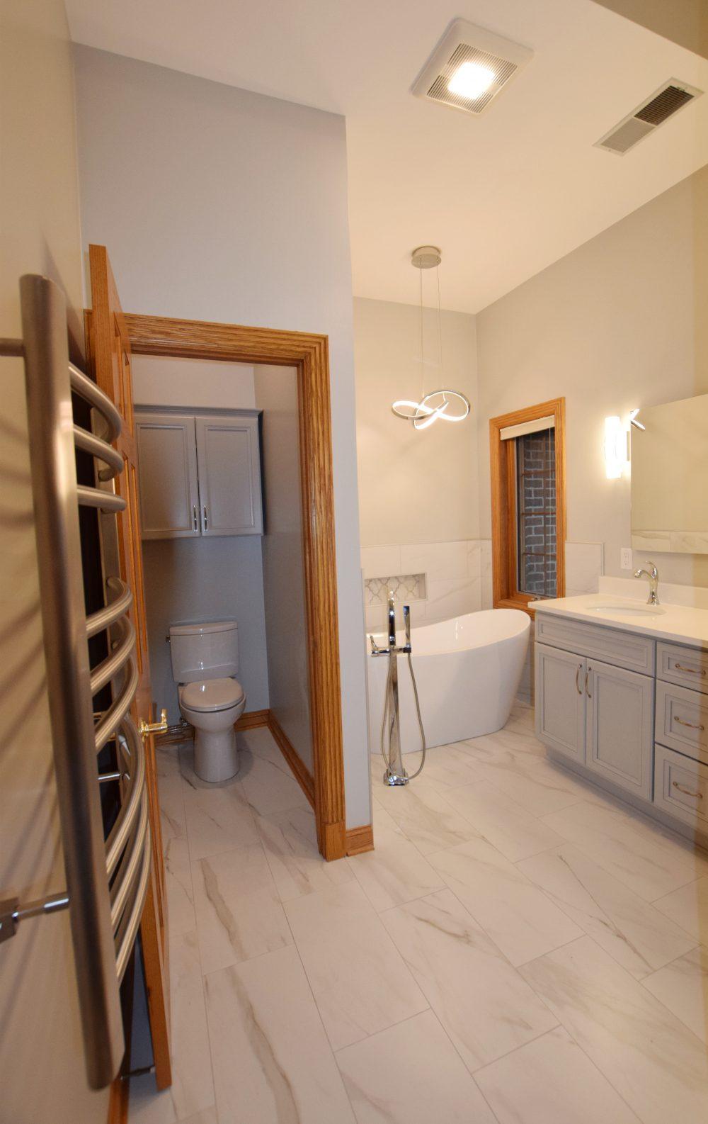 Master Bath Walk In Shower Top Notch Remodeling Llc