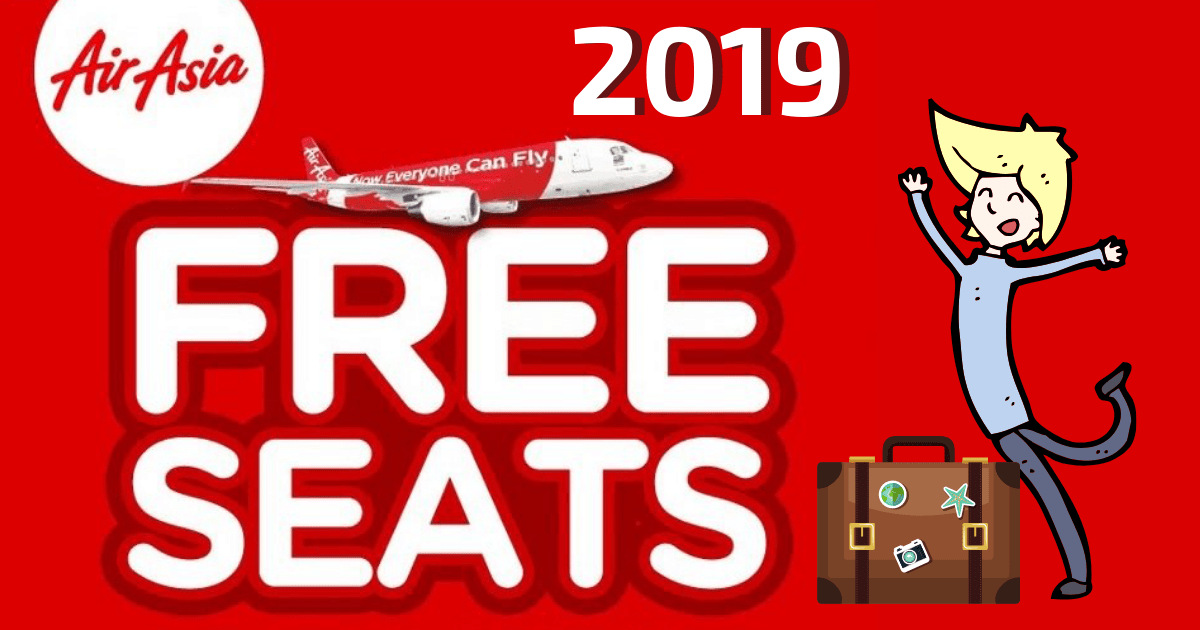 AirAsia-Free-Seat-2019-Promotion-March-2019