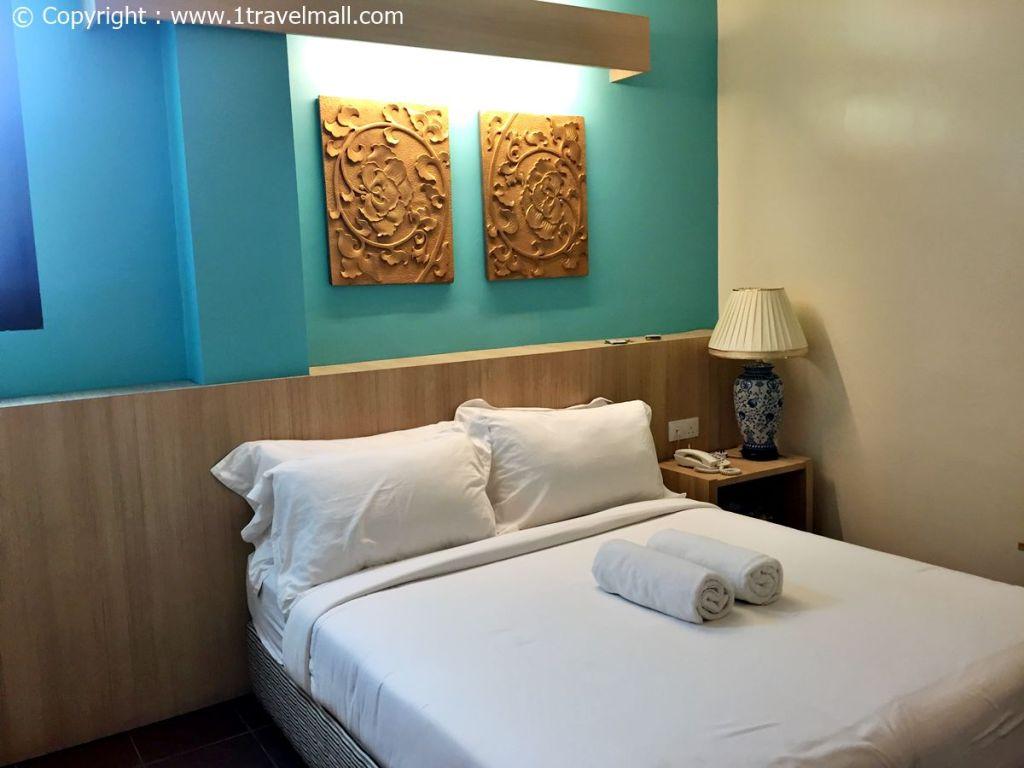 Fomecs Boutique Hotel Melaka Deluxe Queen Room