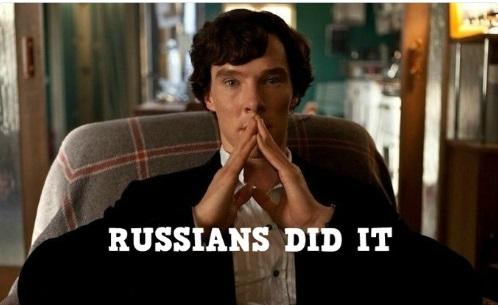 Финальная серия 4 сезона «Шерлока» оказалась в сети за день до премьеры
