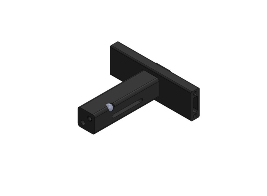 2'' Hitch Bar Slotted