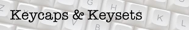 Keycaps & Keysets