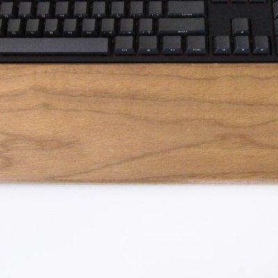 Walnut Wrist Rest - Full Size-0