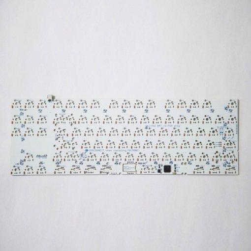 DIY TKL 2-Plate Carbon Fiber Keyboard Kit Black-1285