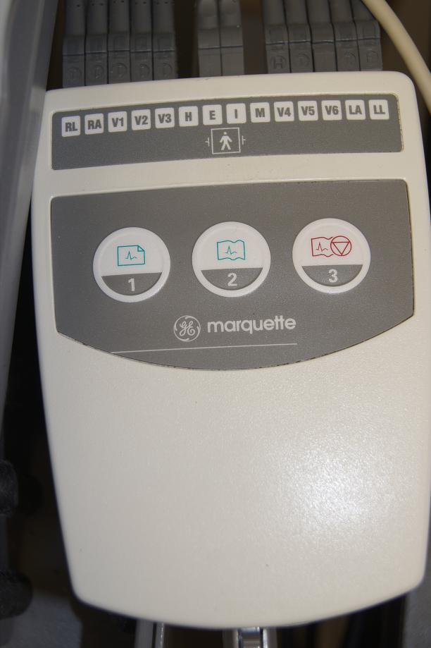 Used Marquette Mac 5000 Ekg Ecg Machines For Sale Used