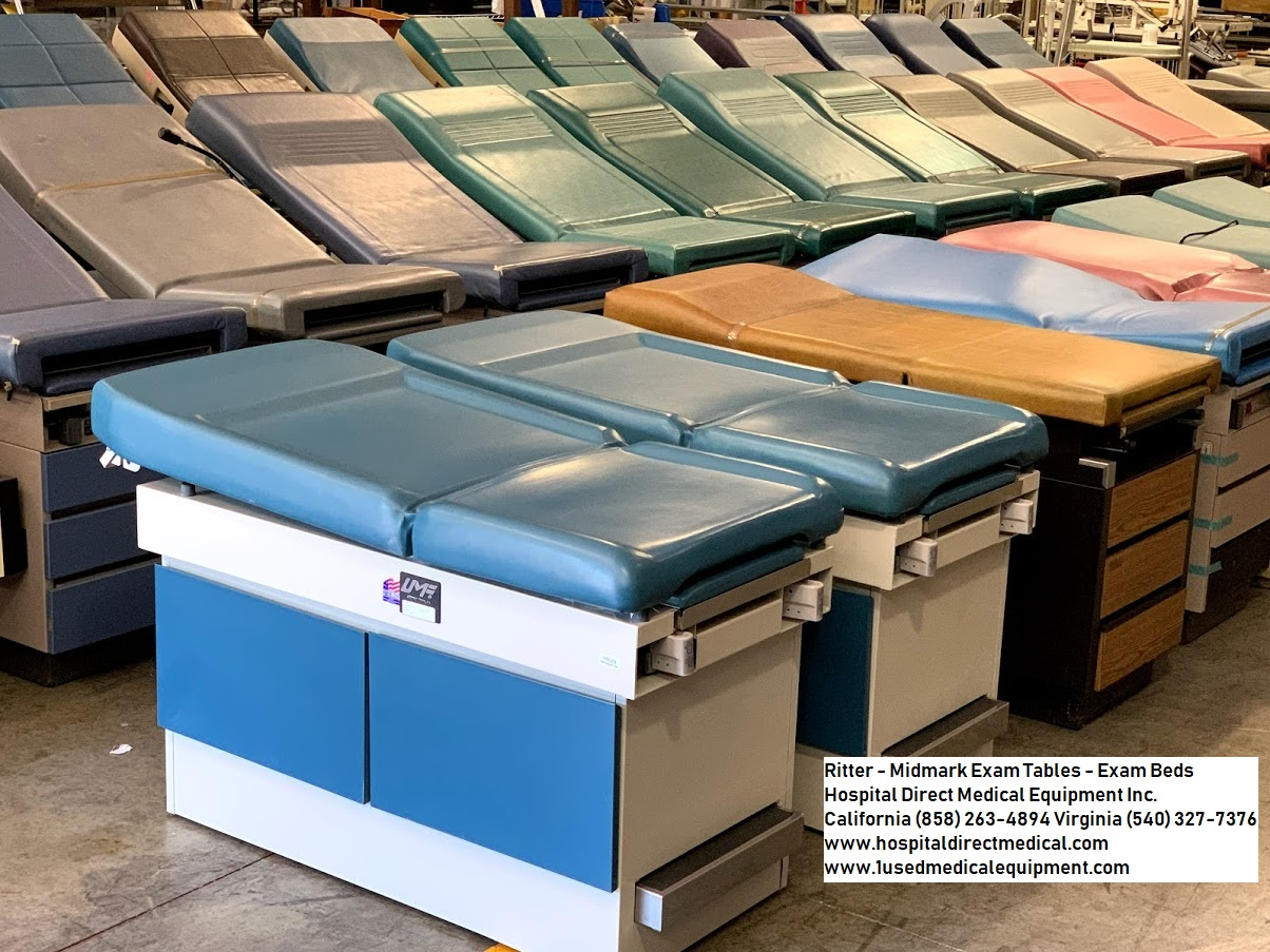 Used Exam Tables for Sale Examination Tables | Used Hospital Medical