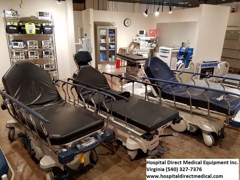 Stretchers and Gurneys for Sale Used Refurbished | Used Hospital