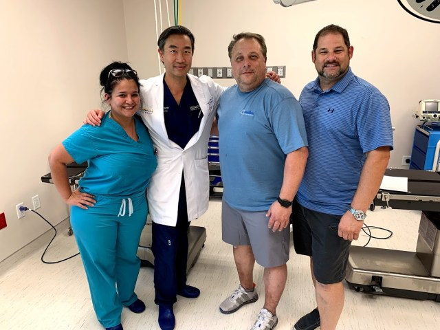 iMedical Staff Helps Open Plastic Surgery Center Houston Texas