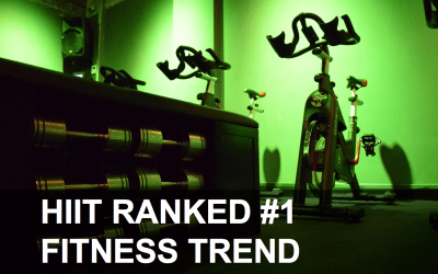 HIIT RANKED #1 FITNESS TREND