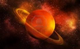 Planète de l'astrologie: Saturne