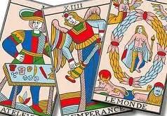 Tarot: Le Tirage à 3 cartes
