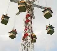 Rêver d'être dans un parc d'attractions