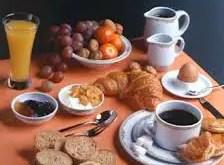 Rêver du petit déjeuner