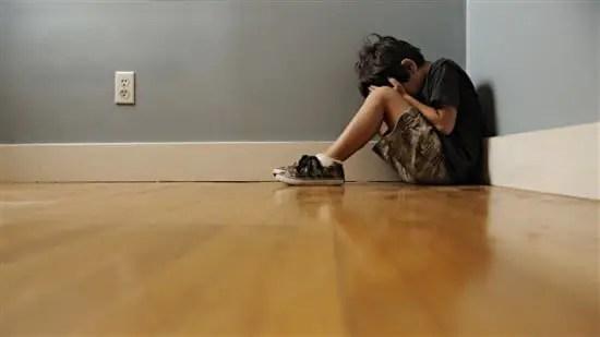 la dépression chez l'enfant