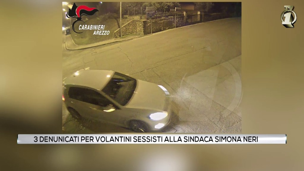 3 denunciati per i volantini sessisti contro il sindaco Simona Neri