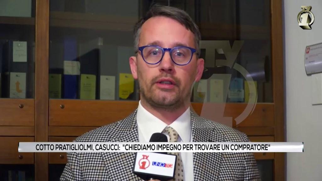 """Cotto Pratigliolmi, Casucci: """"Chiediamo impegno per trovare un compratore"""""""