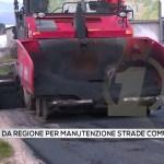 2 milioni da Regione per manutenzione strade comunali