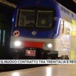 Firmato il nuovo contratto tra Trenitalia e Regione