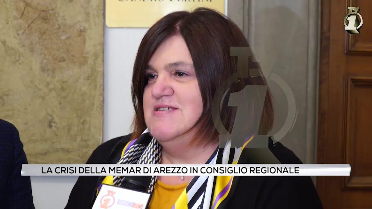 La crisi della Memar di Arezzo in consiglio regionale