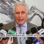 Coronavirus: Giani presenta legge contro sciacallaggio