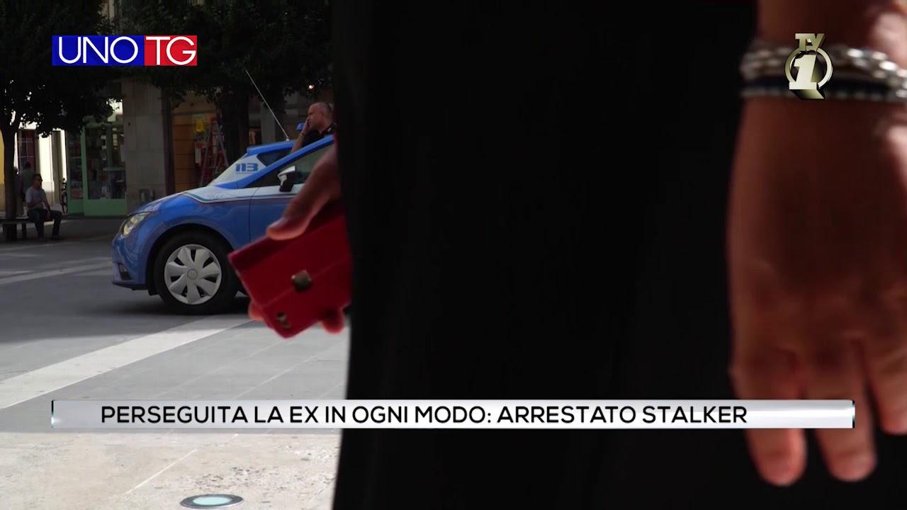 Arrestato STALKER ad Arezzo