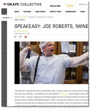 Grape Collective SpeakEasy