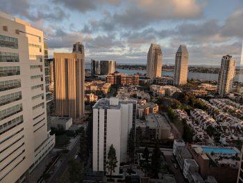 San Diego view 2018