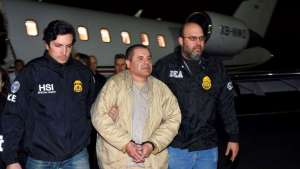 "Mexican Most Notorious Drug Kingpin Joaquin ""El Chapo"" Guzman To Spend Rest Of Life in Jail"