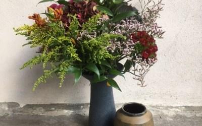 Efterårsfarver og inspiration