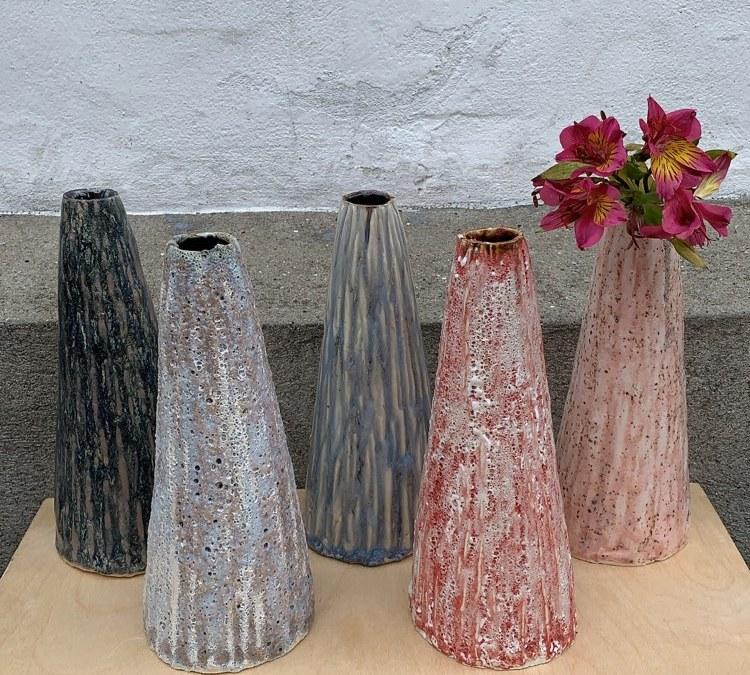 Bjarni Sigurdsson – Cylinder vaser
