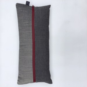Elongated Pillow Red