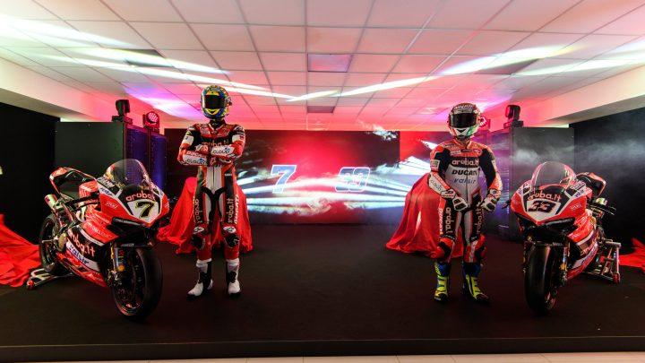 Team Aruba.it Racing: Ducati rilancia la sfida per il Campionato Mondiale Superbike 2017