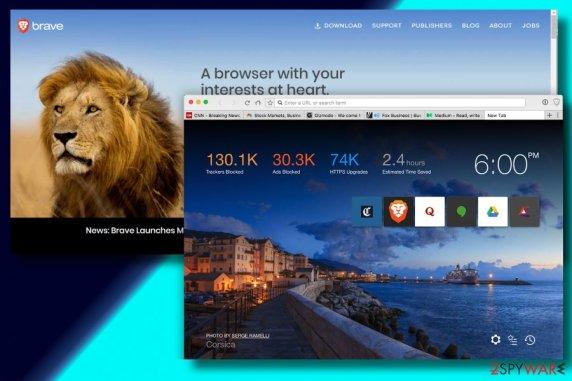 Image result for brave browser
