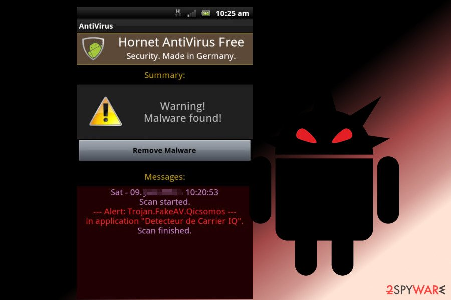 Malware Removal Android