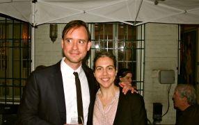 Will Edmiston & Stacy Szymaszek