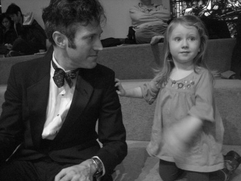 Brendan Lorber and Aurora (c) Greg Fuchs, 2011