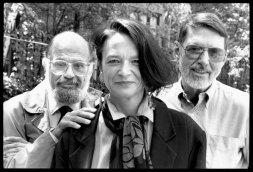 Allen Ginsberg, Anne Waldman & Robert Creeley