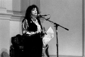 Judith Malina - Photo credit: Jacob Burckhardt, 1990