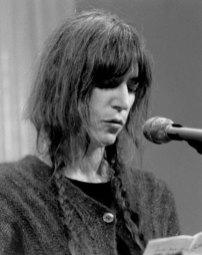 Patti Smith - Photo Credit: Melissa Zexter, 1995
