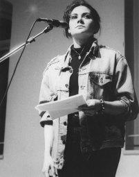 Emily XYZ - Photo credit: Vivian Selbo, 1986