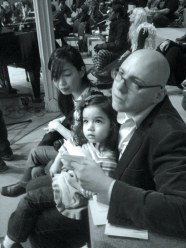 John S. Hall & family