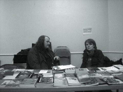 CAConrad, Maggie Zurowski