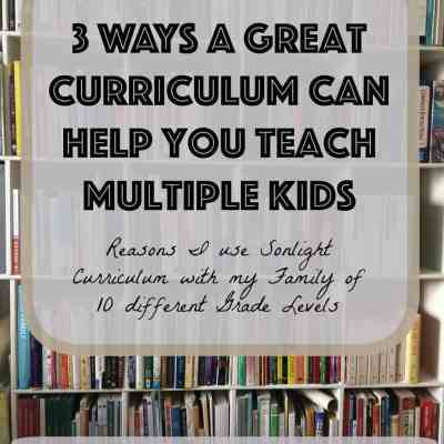 to find the right curriculum ask the right questions
