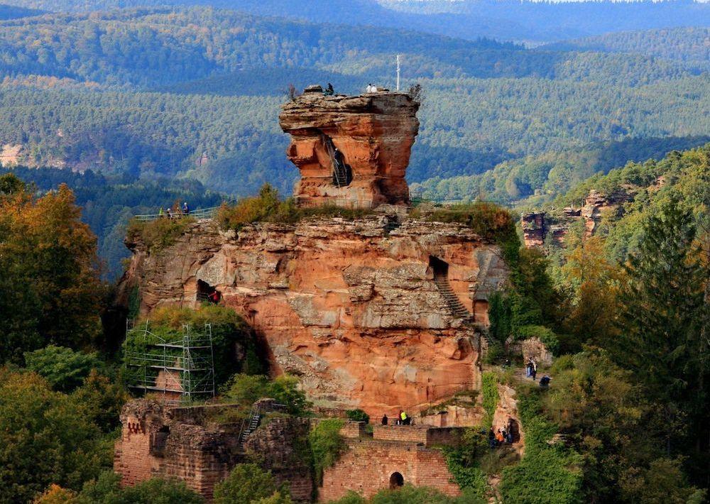 Drachenfels (Quelle unbekannt)