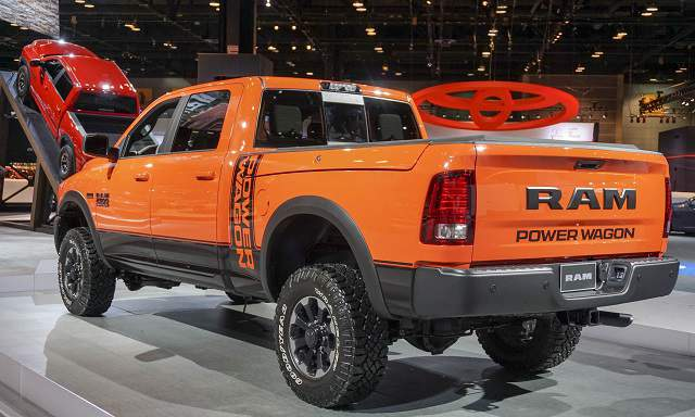2018 Ram Power Wagon Design Price 2018 2019 Best Pickup