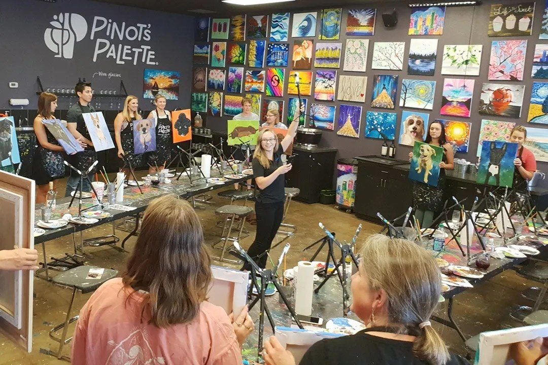 Painting event 2