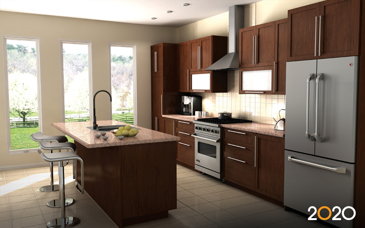 Virtual Kitchen Designer Program