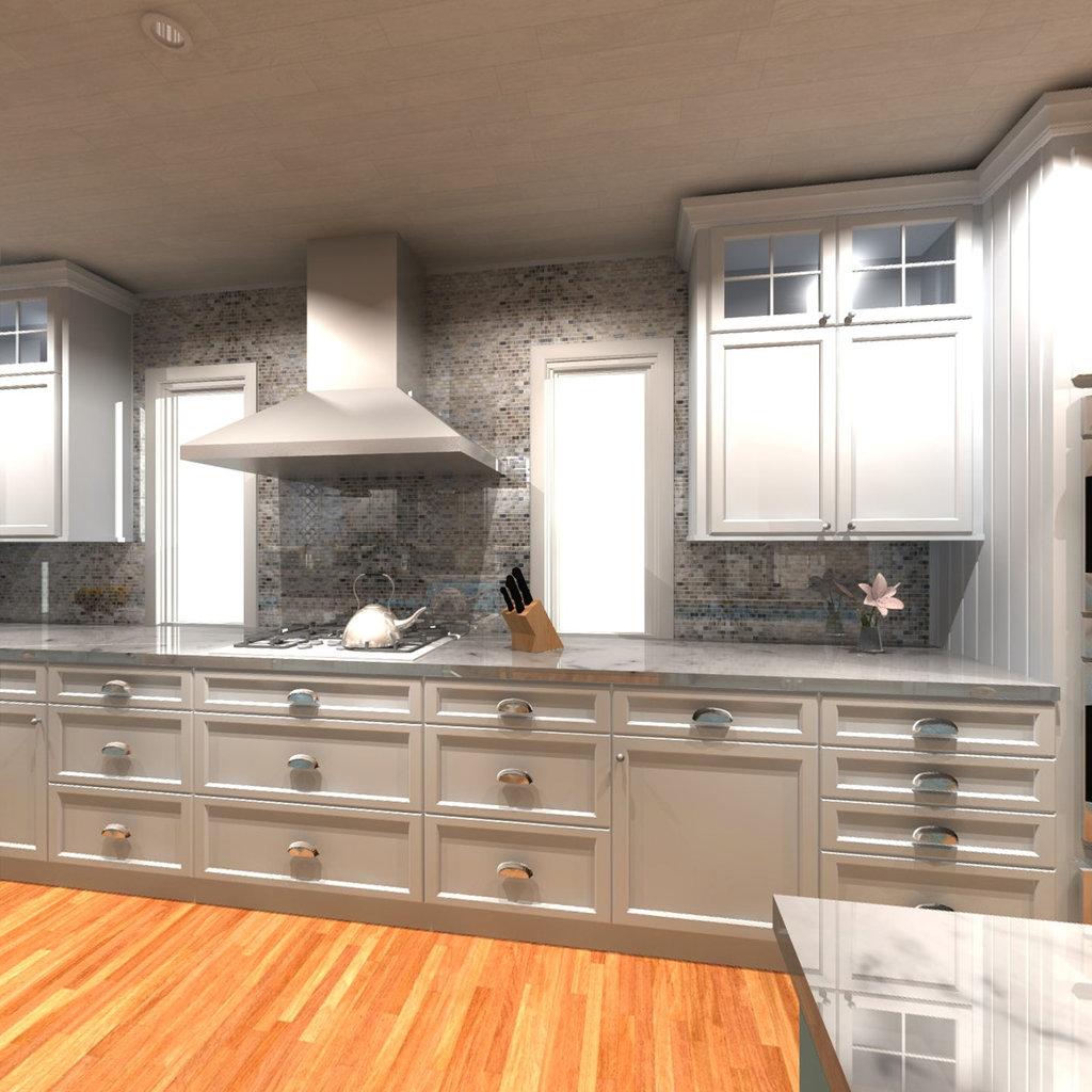 Virtual Kitchen Planner Software