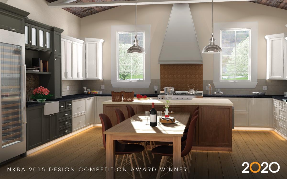 Easy Use Kitchen Design Software