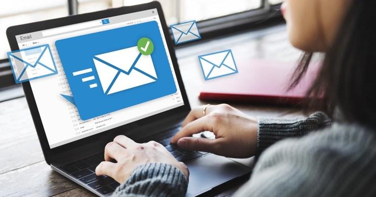 formation au logiciel 2020 - Rédiger votre demande par e-mail